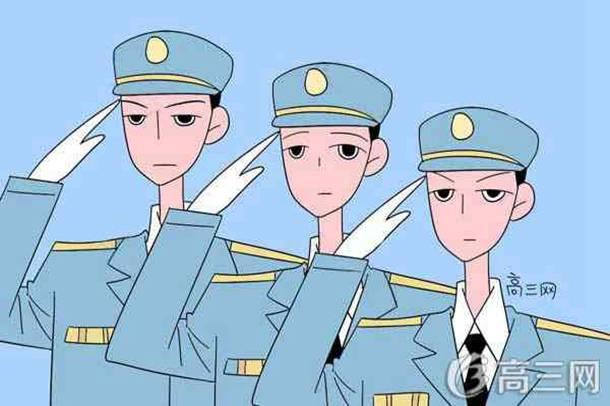 武汉新生军训组方阵致敬抗疫英雄